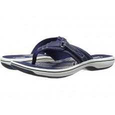 Clarks Breeze Sea  _Navy Synthetic