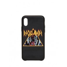 [해외][디스퀘어드]Case iPhone X with Print_413169