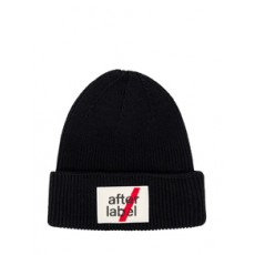 [해외]20FW[AFTER LABEL]Beanie with Patch Logo_454515