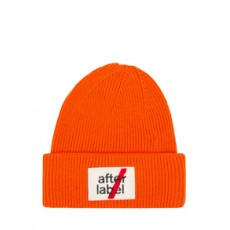 [해외]20FW[AFTER LABEL]Beanie with Patch Logo_454511