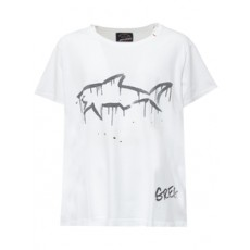 [해외]20FW[해외]20FW[PAUL & SHARK BY GREG LAUREN]T-shirt with Print_460578