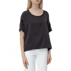 [해외]20SS[주카]T-shirt with Asymmetric Bottom_443276