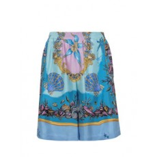 [베르사체]Shorts with Trèsor De La Mer Print_475573