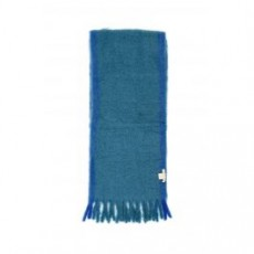 [해외][LOVAT AND GREEN]MELANGE SCARF _ MARSHMALLOW _ Green/Blue