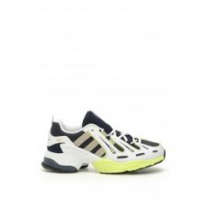 [해외][아디다스]EQUIPMENT GAZELLE SNEAKERS _ EE7742 _ White/Black/Yellow
