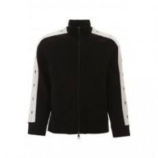 [해외]20SS[닐바렛]THUNDER TRACK JACKET _ PBJS578 N504C _ Black/White