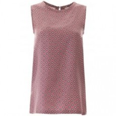 [해외]20SS[S 막스마라]EPOCHE PRINTED TOP _ EPOCHE _ Pink/Beige