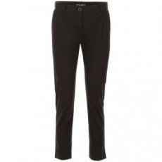 [돌체앤가바나]STRETCH COTTON TROUSERS _ FTAGNT FUFIS _ Black