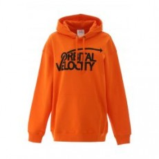 [캘빈클라인 ESTABLISHED 1978]ORBITAL VELOCITY HOODIE _ J90J900244 _ Orange