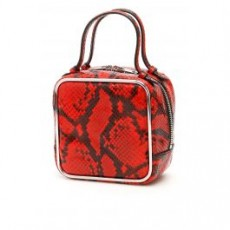 [해외][알렉산더왕]HALO SQUARE BAG _ 20C219R066 _ Red/Black