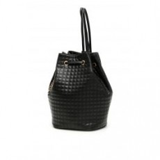 [해외][셀린느]SMALL C CHARM BUCKET BAG _ 188373BFI _ Black