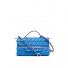 [해외][자넬라토]ZETA NINA S BAG _ 6661ZZ _ Light blue/Blue