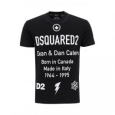 [해외]20FW[디스퀘어드]Dsquared2 _ S74GD0746 S23009 _ Black/White
