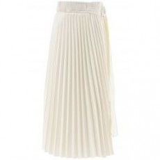 [해외]20FW[몽클레어]PLEATED SKIRT _ 2D718 10 C0382 _ White