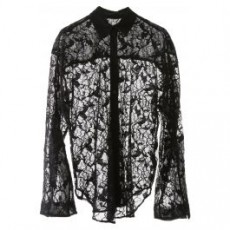 [해외]20SS[MSGM]LACE SHIRT _ 2842MDE107 207305 _ Black
