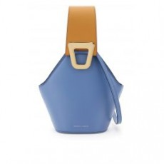 [해외]20FW[던스렁트]XS JOHNNY BAG _ XS JOHNNY _ Light blue/Brown
