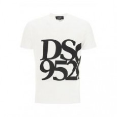 [해외]20FW[디스퀘어드]Dsquared2 _ S71GD0998 S23009 _ White/Black