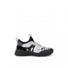[해외]20FW[발렌티노]ROCKRUNNER PLUS SNEAKERS _ UY0S0C88MHB _ Grey/Black/White