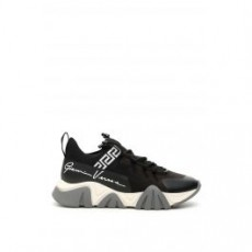 [해외]21SS[베르사체]SQUALO KNIT SNEAKERS _ DSU8007 DCL5G _ Black/White/Grey