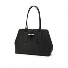 [해외]21SS[롱샴]ROSEAU TOTE BAG _ 10060HPN _ Black