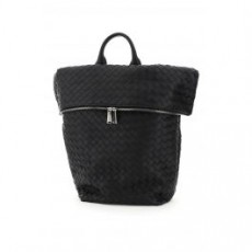 [해외]21SS[보테가베네타]FOLDABLE INTRECCIATO WEAVE BACKPACK _ 630241 VCRL3 _ Black