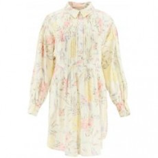 [씨바이끌로에]SPRING FRUITS PRINT MINI DRESS _ CHS21SRO22035 _ White/Yellow/Pink