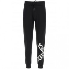 [겐조]SWEATPANTS WITH LOGO _ FA62PA7224MS _ Black