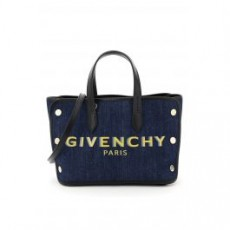 [지방시]BOND MINI TOTE BAG _ BB50E5B10H _ Blue/Yellow/Black