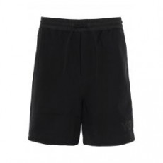 [해외]21SS[Y-3]SHORT SWEATPANTS WITH LOGO _ FN3394 _ Black
