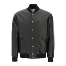 [해외]21SS[알릭스]LEATHER BOMBER JACKET _ AAUOU0197LE01 _ Black