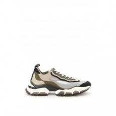 [해외]21SS[몽클레어]LEAVE NO TRACE SNEAKERS _ 4M732 00 02SR3 _ Khaki/Beige/Black
