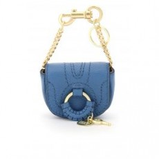 [해외]21SS[씨바이끌로에]HANA LEATHER MICRO BAG _ CHS20WK622305 _ Light blue