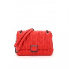 [해외]21SS[롱샴]BRIOCHE MEDIUM QUILTED BAG _ 10131HVV _ Red