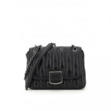 [해외]21SS[롱샴]BRIOCHE SMALL QUILTED BAG _ 10130HVV _ Black