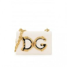 [해외]21SS[돌체앤가바나]DG GIRLS DG BAROCCO BAG _ BB6498 AZ801 _ White