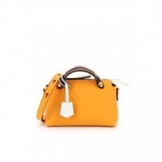 [해외]21SS[펜디]BY THE WAY MINI BAG _ 8BL145 5QJ _ Orange/White/Purple