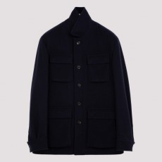 [해외]20FW[브루넬로쿠치넬리]Navy Outerwear Jacket_ MN4736419-C210 NAVY