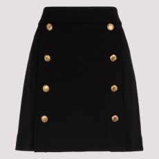 [해외]20FW[지방시]Black double-buttoned mini skirt_ BW40EG.30J6-001 BLACK