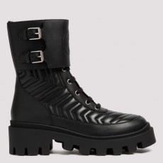 [구찌]Gucci leather boots_ 628855.DH7A0-1000 BLACK