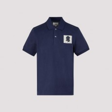 [해외]21SS[켄트 앤 카웬]Kent & Curwen small rose polo_ K4100041R4.39-NAVY