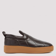 [해외]21SS[보테가베네타]Bottega Veneta Slip on sneakers_ 639736.V02X0-2179 FONDENTE