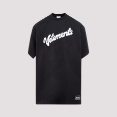 [베트멍]Vetements T-shirt_ UE51TR760B-BLACK