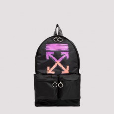 [해외]21SS[오프화이트]Off White Easy marker backpack_ OMNB003R21FAB002-1032 BLACK FUC