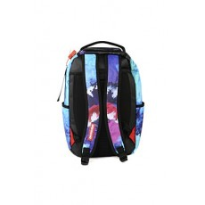 [해외]21SS[스페이그라운드]Drip color pvc backpack _  910B1442NSZ COLOR DRIP BACKPACK1
