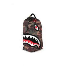 [해외]21SS[스페이그라운드]Torpedo shark camo backpack _  910B1598NSZ TORPEDO SHARK CAMO1