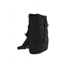 [해외]21SS[몽클레어]Black one shoulder backpack in technical fabric _  F209A5A70500 02SKQ999