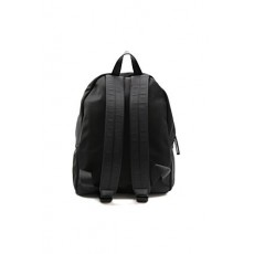 [해외]21SS[디스퀘어드]Black backpack in technical fabric and leather with logo _  BPM0019 11703199M063