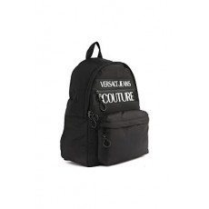 [해외]21SS[베르사체 진]Black versace jeans nylon backpack _  E1YZAB60 71593899