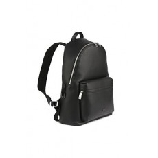 [해외]21SS[돌체앤가바나]Black vulcano leather backpack _  BM1755 AZ31980999