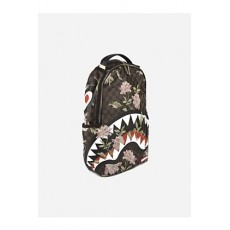 [해외]21SS[스페이그라운드]Shark flower backpack _  910B2975NSZ SHARK FLOWER BACKPACK1
